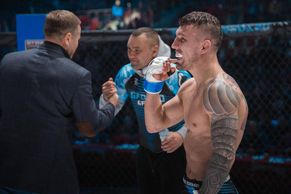 Zawodnik-MMA
