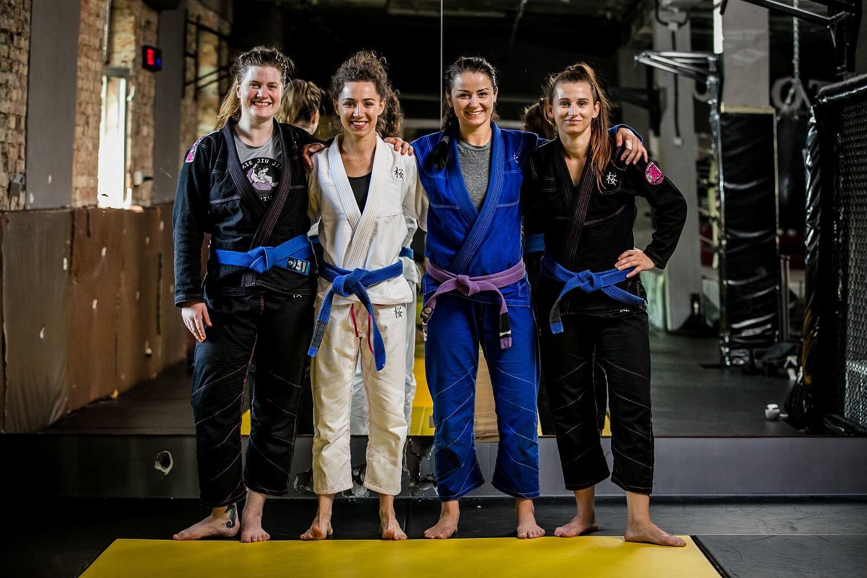 W jaki sposób sporty walki pozwalają cieszyć się życiem bez stresu?