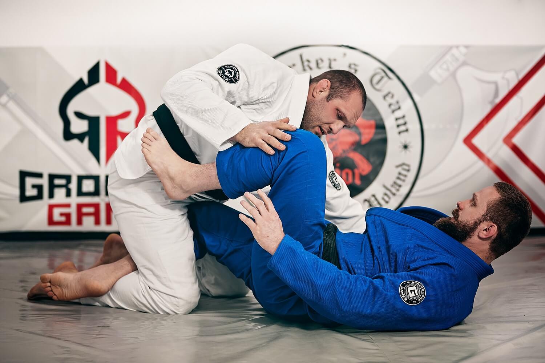 5 powodów, dla których warto trenować brazylijskie jiu jitsu