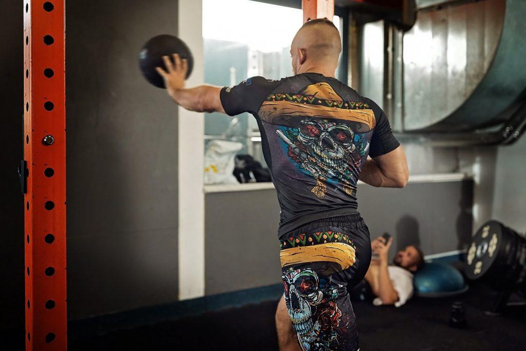 Przygotowanie motoryczne w sportach walki